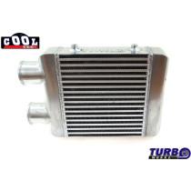 Intercooler TurboWorks 300x280x76 egyoldalas csatlakozásokkal